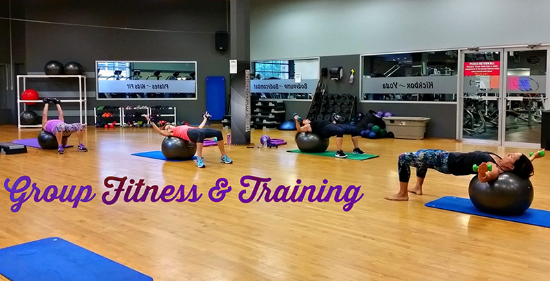 Group Fitness & Training